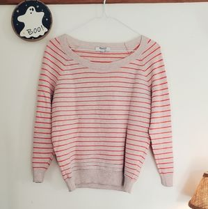 Light Madewell Sweater